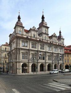 Malostranská beseda po rekonstrukci 2010