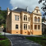 fotografie Mateřské školy v Roztokách u Prahy po rekonstrukci